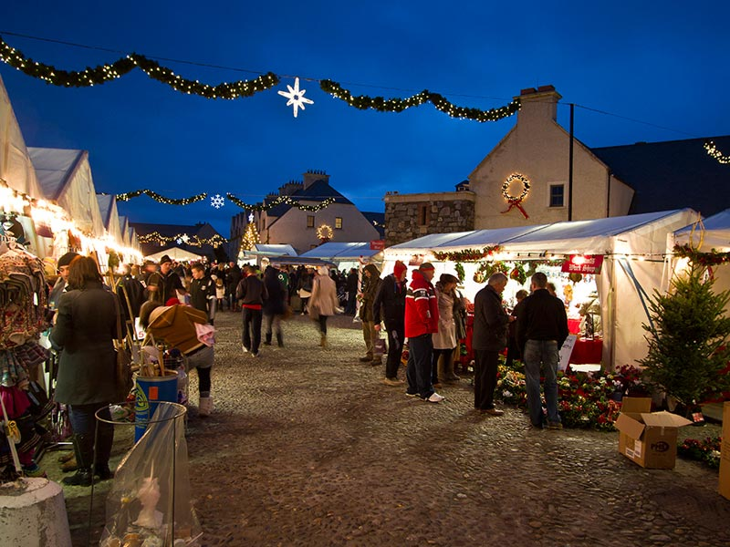 Doonbeg Christmas Market Novmeber 29th to 1st December 2019