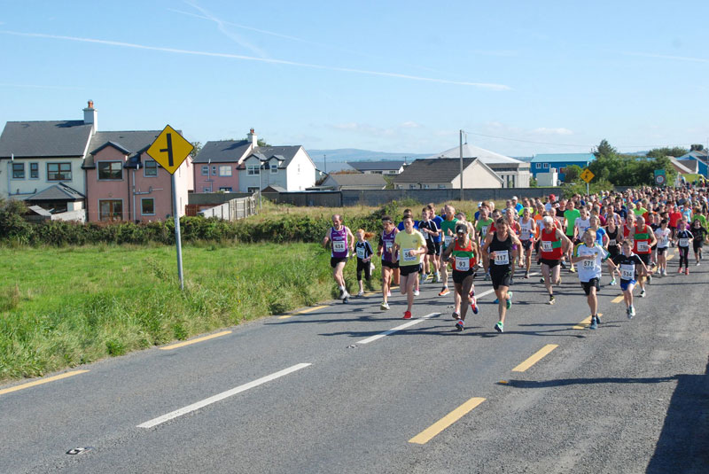 Declan Hayes Memorial 10k run or walk